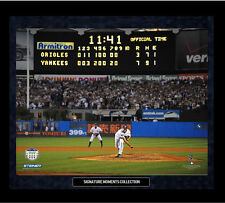 Mariano Rivera Final Pitch At Original Yankee Stadium Framed Golden Moments 1...