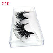 Makeup Women For Party 3D Real Mink Eyelash False Eyelashes Eyelash Extensions