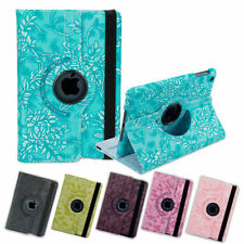 360 Swivel Rotating Leather Case Smart Stand Cover For iPad Air 1/2 iPad 4 3 9.7