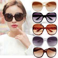 New Women's Retro Vintage Shades Fashion Oversized Designer Sunglasses FT#B