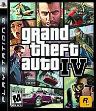 Grand Theft Auto IV (Sony PlayStation 3, 2008) Complete Fast Free Shipping!!!