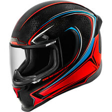 Icon Airframe Pro Halo Carbon Full Face Motorcycle Helmet - DOT ECE Approved
