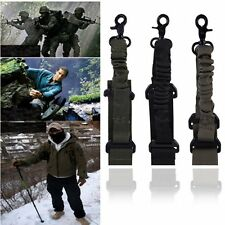 Adjustable Hunting 1 One Point Rifle Sling Bungee Tactical Shotgun Strap SysteBE