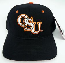 """OREGON ST. STATE BEAVERS """"OSU"""" NCAA VINTAGE FITTED SIZED ZEPHYR DH CAP HAT NWT!"""