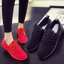 Womens Sportswear Shoes Casual Breathable Sneakers Running Sports Athletic Shoes