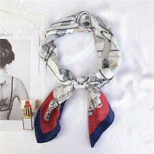 "NEW Fashion Small Neck Scarves Women's Print Office Kerchief Hairband  27""*27"""