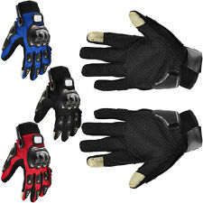 Pro Unisex Motorcycle Gloves Outdoor Sports Full Finger Knight Riding Motorbike