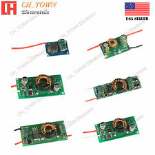 10W 20W 30W 50W DC12V 24V to DC3-38V Constant Current LED Driver For High Power