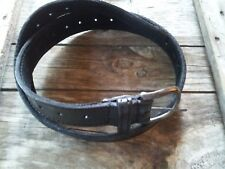 Medieval  Leather  Belt Steampunk Larp Renaissance sca mountainman