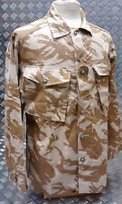 Genuine British Army Issue Desert DPM Light Weight Tropical Jacket - NEW