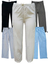 New Ladies Summer Cropped Trousers Shorts Capri Pants Casual Womens Trousers