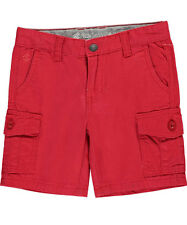 """Rocawear Little Boys' """"Trimmed Twill"""" Belted Cargo Shorts (Sizes 4 - 7)"""