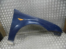 FORD MONDEO ESTATE 2003 ZETEC O/S DRIVER SIDE FRONT WING PANEL IN BLUE D-0