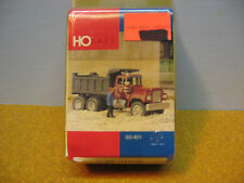 "HO 1/87 SCALE WALTERS  MACk  3 AXLE DUMP TRUCK  ""KIT""  933-4011 # 2  2 PICTURES"