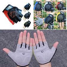 For Motorcycle Cycling Gloves Pretty Gel Half Finger Gloves Antiskid