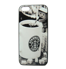 Starbucks coffee cup sweet Pattern Cover Cases Skins case for iPhone 4 4S