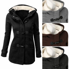 2017 Lady Women Winter Thicken Warm Coat Hood Parka Long Jacket Overcoat Outwear