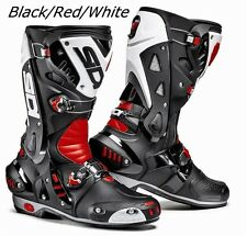 Motorcycle Sport Boots SIDI VORTICE Black/Red/White
