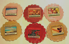 Yankee Candle 6 Mix Scents Tarts In 4 Combination