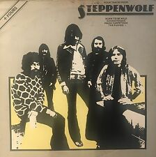 """STEPPENWOLF Four Tracks From ABC 12"""" ABE12008 Born To Be Wild Included"""