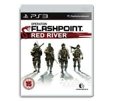 Operation Flashpoint: Red River (Sony PlayStation 3, 2011)
