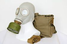 Authentic Soviet Russian GAS MASK GP-5 set New Genuine Vintage Retro exotic gift
