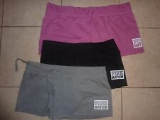Victorias Secret Pink Logo Pink Nation Cut Off Athletic Sweat Shorts Choice