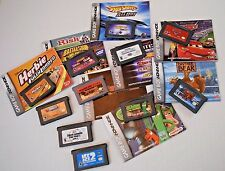Nintendo Game Boy Advance Games w/instructions (Various available) 2 in box