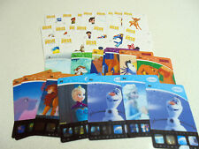Movie Stars Stickers and Cards Complete your Woolworths Disney Collection