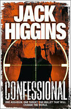 *BRAND NEW* Confessional by Jack Higgins Paperback 2010