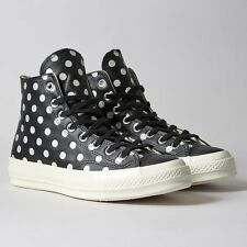 NIB Converse Chuck Taylor All Star 1970s Hi Polka Dots Leather Sneakers RRP $160