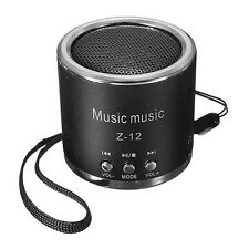 Portable Mini Amplifier FM Radio USB Micro SD TF Card MP3 Player PC Speaker