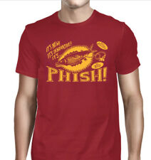 PHISH - Pollock Unplugged - T SHIRT S-M-L-XL-2XL Brand New - Official T Shirt