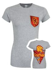 Harry Potter Gryffindor House Women's Grey T-shirt