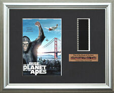 RISE OF THE PLANET OF THE APES     FRAMED MOVIE FILMCELLS