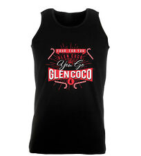 Glen Coco 4 You Go Mean Cool Girls Work Out Vest Mens Gym