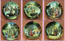 Berlin Design The Holiday Week of Kappelmann Family Collectors Plates 22-B20-4