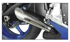 HOTBODIES RACING MEGAPHONE SLIP-ON EXHAUST for Yamaha YZF-R6 06-16