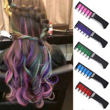 Semi Hair Color Chalk Powder With Comb Temporary Hair Mascara Multicolor Dye TO