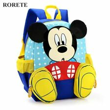 Mickey School Bag Minnie Kids Bag Children Backpack Kindergarten Backpack/kid Ba