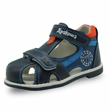Kids Shoes Closed Toe Toddler Boys Sandals Orthopedic Sport Sandals