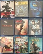 Various Blu-Rays. Buy 10+ for free shipping