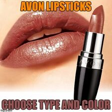 Avon Lipstick - New Sealed - Choose Type and Color!