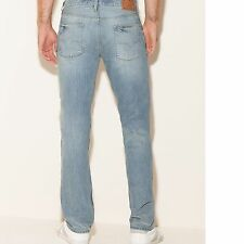 GUESS Lincoln-Slim Straight Jeans sz 29 - Destroyed Detail in Tectonic Wash