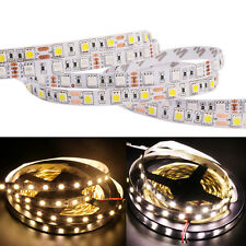 LED Strip 5050 DC12V Flexible LED Light 60LED/m 5m/Lot White / Warm White / RGB