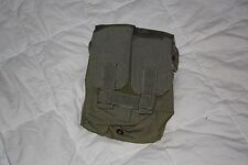 Eagle Industries FSBE SAW Gunners Pouch w/ Det Top Coyote Brown USMC