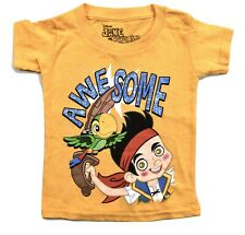 Toddler Jake and the Neverland Pirates Awesome Shirt New 2T, 3T, 4T, 6