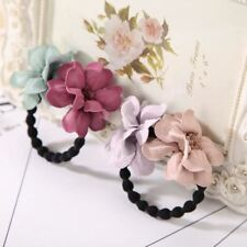 New Hair Ring Flower Hair Rubber Rope Headbands Hair Accessories For Women