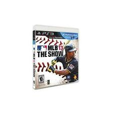 MLB 13: The Show (Sony PlayStation 3) PS3 new sealed video game baseball