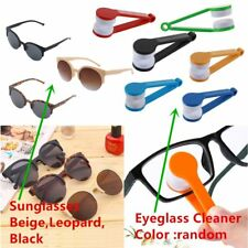 NEW Retro Lens Vintage Men Women Round Frame Sunglasses Glasses Eyewear AT